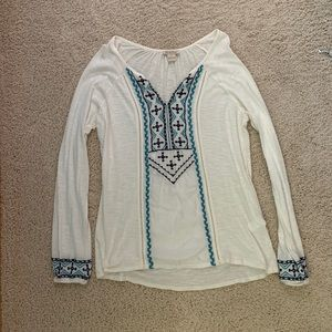 Lucky Peasant Top